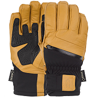 Pow ALPHA GTX GLOVE BUCKHORN BROWN