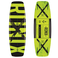 Ronix District GP Yellow/Glossy Black