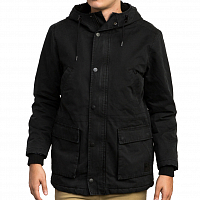 RVCA GROUND CONTROL II RVCA BLACK