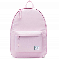 Herschel Classic Mid-Volume Pink Lady Crosshatch
