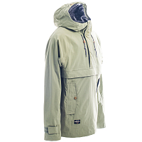 Holden SCOUT SIDE ZIP JACKET SAGE