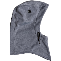 Quiksilver PRESTON HOODIE M NKWR BLACK HEATHER