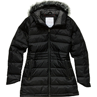 Bonfire HALIFAX JACKET BLACK