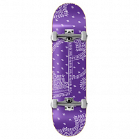 Footwork BANDANA PURPLE COMPLETE 8