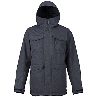 Burton MB COVERT JK DENIM
