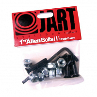 Jart PACK MOUNTING BOLTS ALLEN ASSORTED