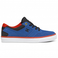 DC ARGOSY VULC B SHOE ROYAL/BLACK/RED