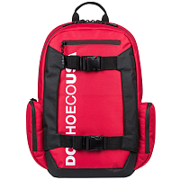 DC CHALKERS M BKPK RACING RED