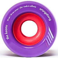 Orangatang KEANU WHEEL PURPLE