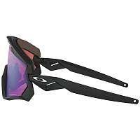 Oakley WIND JACKET 2.0 MATTE BLACK/PRIZM JADE IRIDIUM/