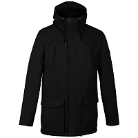 RVCA GROUND JACKET PIRATE BLACK
