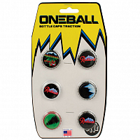 ONEBALL TRACTION - BOTTLE CAPS ASSORTED