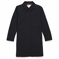 Herschel WOMEN'S MAC COAT INSULATED BLACK