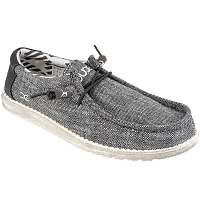 Dude WALLY B WOVEN GREY