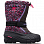 SOREL TODDLER FLURRY PRINT Dark Grey, Pink