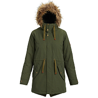 Burton W SAXTON PARKA FOREST NIGHT