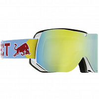 Spect RED BULL CLYDE WHITE/YELLOW SNOW, GREY WITH YELLOW MIRROR