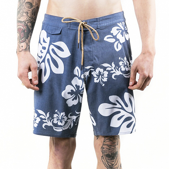 Бордшорты RUSTY KONAN ALL DAY BOARDSHORT SS18 от Rusty в интернет магазине www.traektoria.ru - 1 фото
