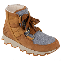 SOREL KINETIC SHORT LACE Fel-Camel Brown, Na