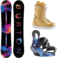Burton W FREESTYLE PACKAGE 0