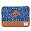 Herschel HERITAGE SLEEVE FOR IPAD AIR Peacoat Mini Floral/Tan Synthetic Leather