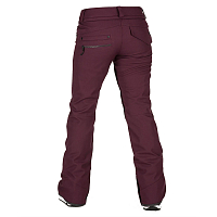 Volcom SPECIES STRETCH PANT MERLOT