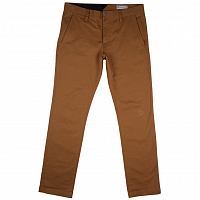 Volcom FRICKIN SLIM CHINO BURNT KHAKI