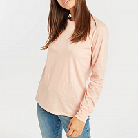 Billabong FAITHFUL TEE ROSE QUARTZ