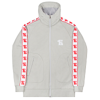 Equipment TRAINING JACKET Б LIGHT GREY/STRIPED Б