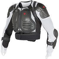 Dainese MANIS JACKET PRO WHITE/BLACK