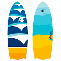 A-Frame NEW SWELL II 4'10
