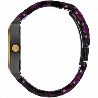 Nixon Time Teller Acetate Multi/Black/Gold