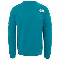 The North Face M FINE CREW SWEAT LT EVERGLADE (3YD)