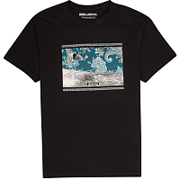 Billabong CAREY TEE SS BLACK