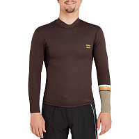 Billabong 202 REVO DBAH LS JKT Dark Brown