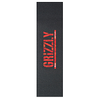 Grizzly MSA CAMO STAMP RED