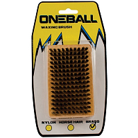 Oneball BRUSH - BRASS 3x5 ASSORTED