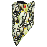 Airhole FACEMASK STANDARD 2 LAYER PENGUINS