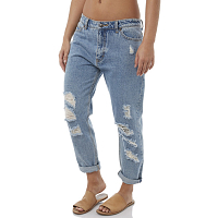 Rusty SLIM BOYFRIEND JEAN SHIFT BLUE