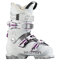 Salomon QST ACCESS 60 W WHITE/ANTHRACITE TRANSLUCE/PURPLE.
