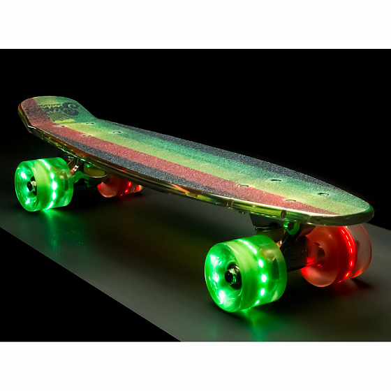КОМПЛЕКТ СКЕЙТБОРД SUNSET SKATEBOARDS RASTA GRIP COMPLETE 22 SS15 от SUNSET SKATEBOARDS в интернет магазине www.traektoria.ru - 2 фото