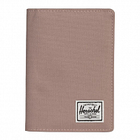 Herschel RAYNOR PASSPORT HOLDER RFID Ash Rose