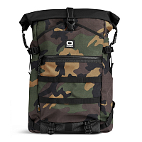 OGIO ALPHA CORE CONVOY 525r ROLLTOP BACKPACK WOODLAND CAMO