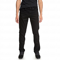 DC WORKER STRAIGHT M PANT BLACK RINSE