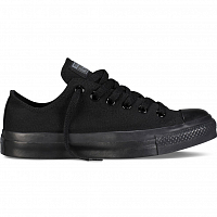 Converse CHUCK TAYLOR AS CORE CANVAS OX BLACK MONOCHROME