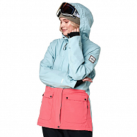 Planks GOOD TIMES INSULATED JACKET GLACIER BLUE