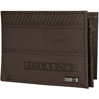 Billabong VACANT WALLET CHOCOLATE