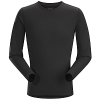 Arcteryx PHASE AR CREW LS MEN'S BLACK