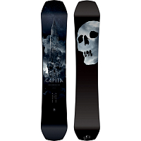 Capita The Black Snowboard of Death 162