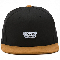 Vans MN MINI FULL PATCH STARTER BLACK